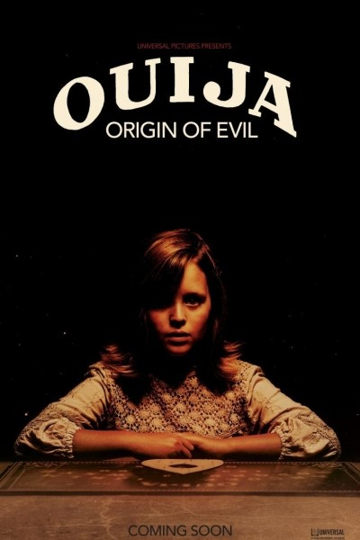 Caratula, cartel, poster o portada de Ouija: El origen del mal