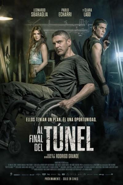 Caratula, cartel, poster o portada de Al final del túnel