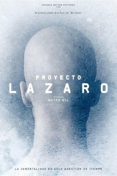 Caratula, cartel, poster o portada de Proyecto Lázaro