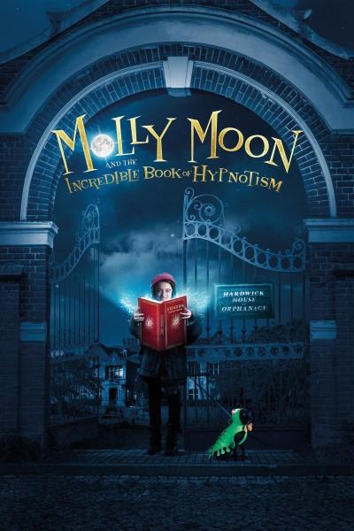 Caratula, cartel, poster o portada de Molly Moon y el increíble libro del hipnotismo