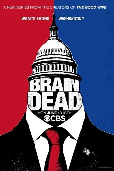 Caratula, cartel, poster o portada de BrainDead