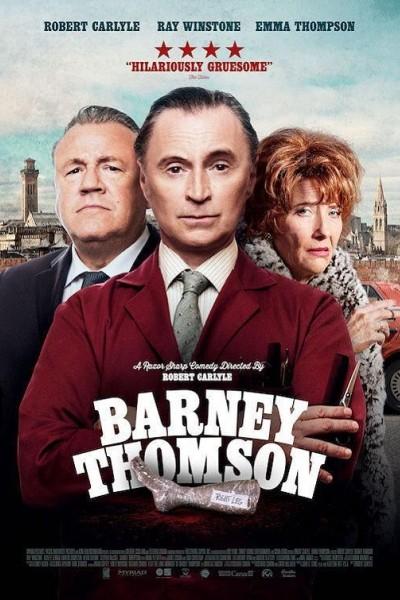 Caratula, cartel, poster o portada de La leyenda de Barney Thomson
