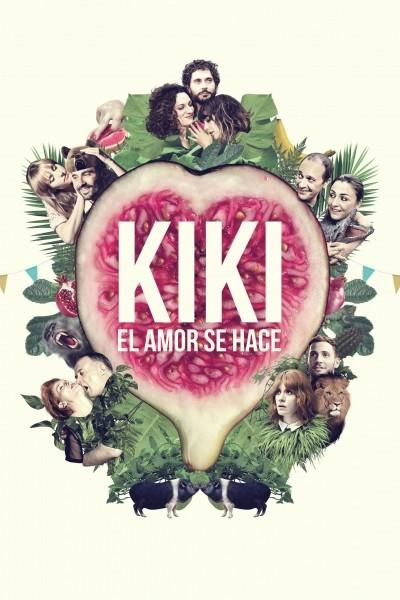 Caratula, cartel, poster o portada de Kiki, el amor se hace