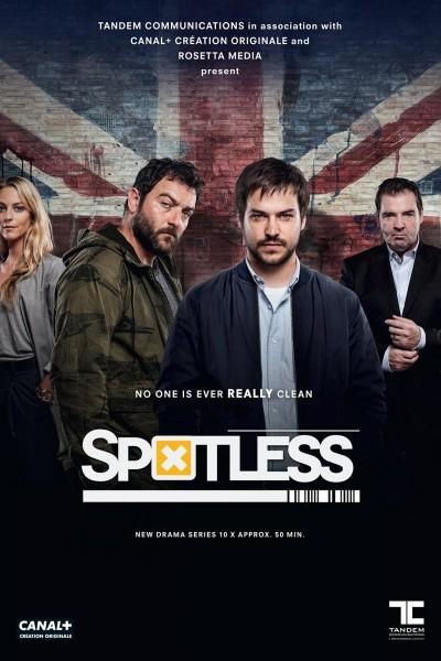 Caratula, cartel, poster o portada de Spotless