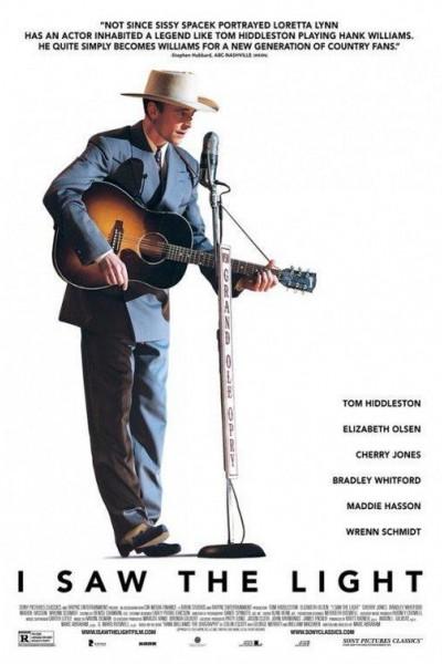 Caratula, cartel, poster o portada de Hank Williams, una voz a la deriva