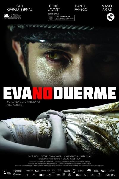 Caratula, cartel, poster o portada de Eva no duerme