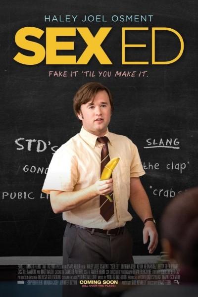 Caratula, cartel, poster o portada de Sex Ed, el maestro aprendiz