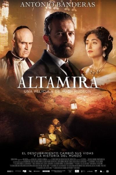 Caratula, cartel, poster o portada de Altamira