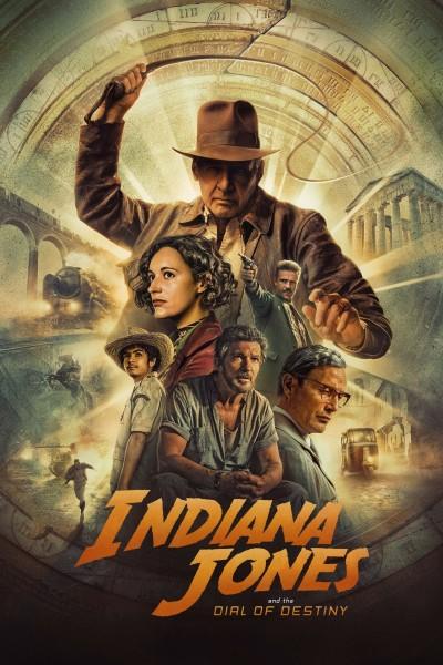 Caratula, cartel, poster o portada de Indiana Jones 5
