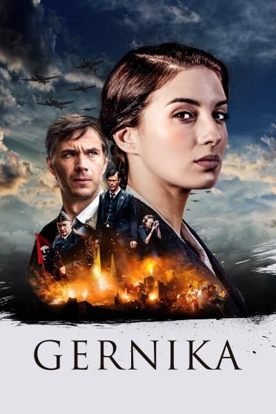 Caratula, cartel, poster o portada de Gernika