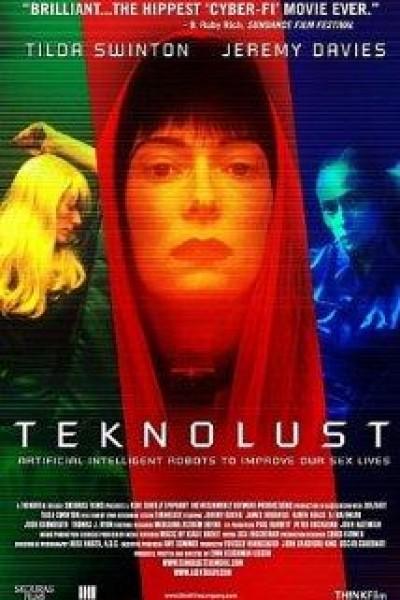 Caratula, cartel, poster o portada de Teknolust