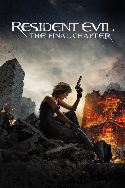 Caratula, cartel, poster o portada de Resident Evil: Capítulo final