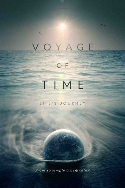 Caratula, cartel, poster o portada de Voyage of Time: Life's Journey