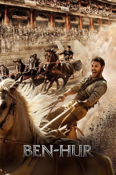 Caratula, cartel, poster o portada de Ben-Hur
