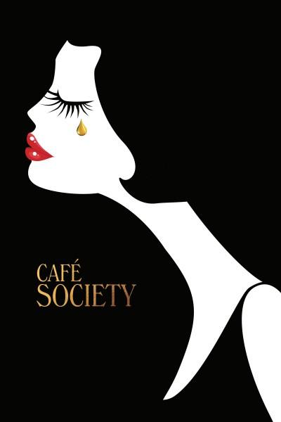 Caratula, cartel, poster o portada de Café Society