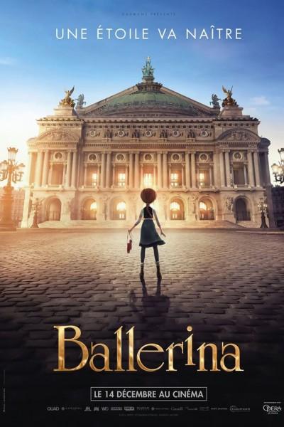 Caratula, cartel, poster o portada de Ballerina