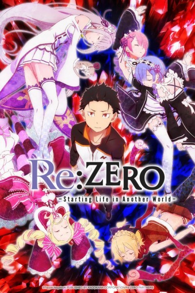 Caratula, cartel, poster o portada de Re:Zero -Starting Life in Another World-