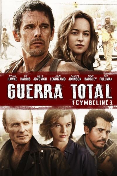 Caratula, cartel, poster o portada de Guerra total (Cymbeline)