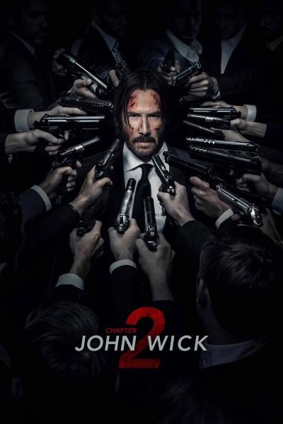 Caratula, cartel, poster o portada de John Wick: Pacto de sangre