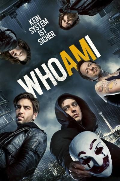 Caratula, cartel, poster o portada de Who Am I - Ningún sistema es seguro