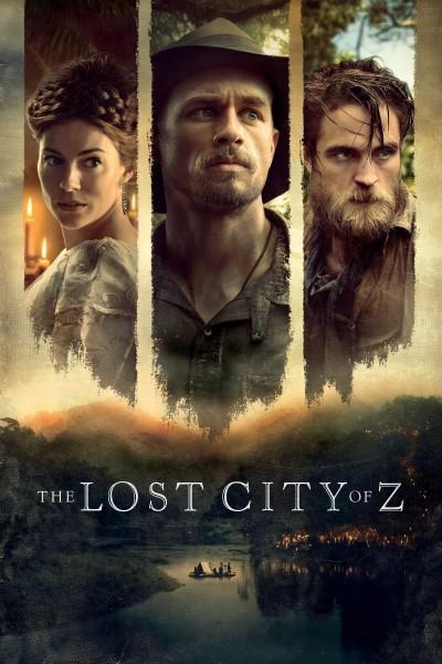 Caratula, cartel, poster o portada de Z. La ciudad perdida