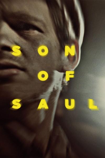 Caratula, cartel, poster o portada de El hijo de Saúl