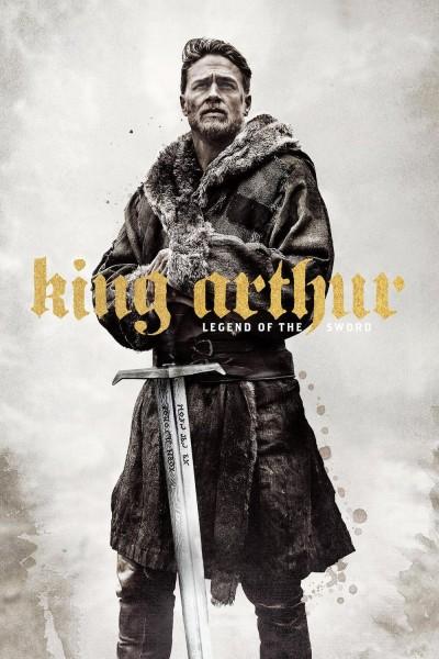 Caratula, cartel, poster o portada de Rey Arturo: La leyenda de Excalibur