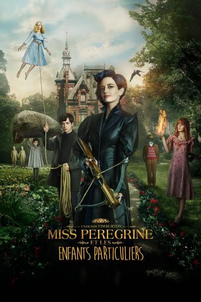 Caratula, cartel, poster o portada de El hogar de Miss Peregrine para niños peculiares