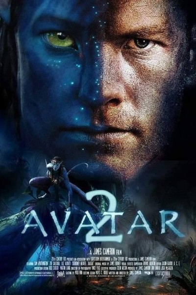 Caratula, cartel, poster o portada de Avatar 2