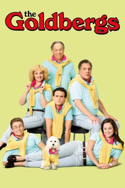 Caratula, cartel, poster o portada de Los Goldberg