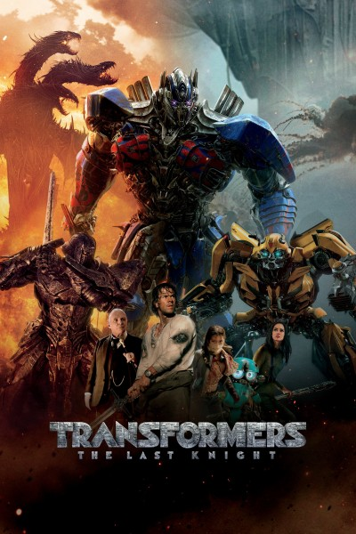 Caratula, cartel, poster o portada de Transformers: El último caballero