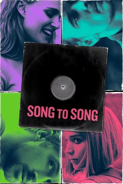 Caratula, cartel, poster o portada de Song to Song