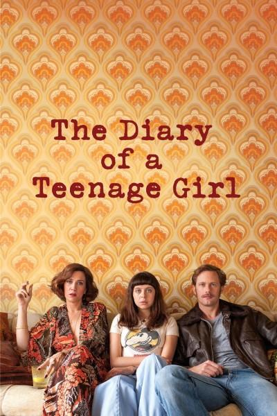 Caratula, cartel, poster o portada de The Diary of a Teenage Girl