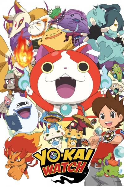 Caratula, cartel, poster o portada de Yo-kai Watch