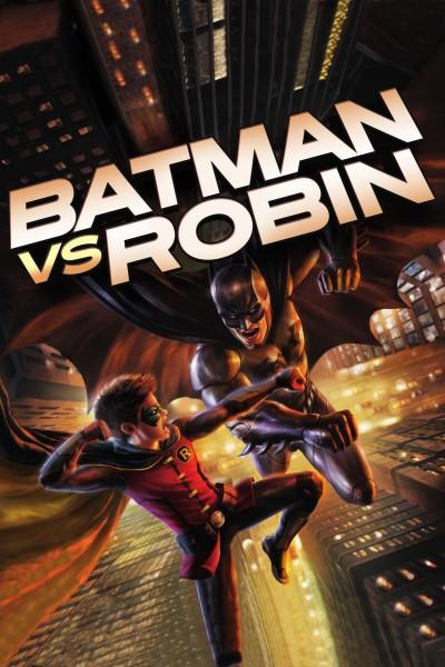 Caratula, cartel, poster o portada de Batman vs. Robin