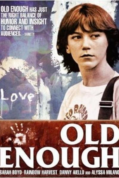 Caratula, cartel, poster o portada de Old Enough