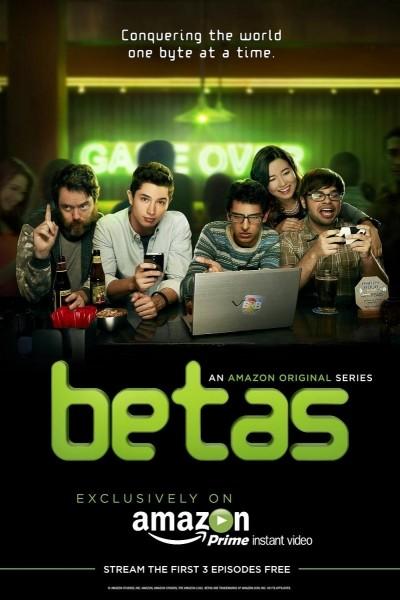 Caratula, cartel, poster o portada de Betas