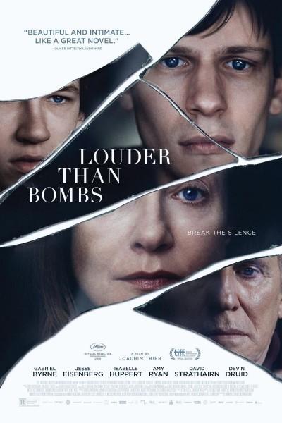 Caratula, cartel, poster o portada de El amor es más fuerte que las bombas