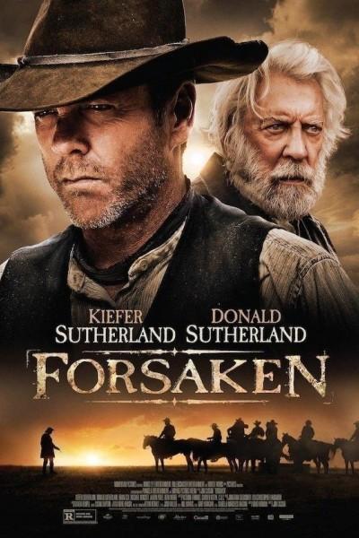 Caratula, cartel, poster o portada de Forsaken