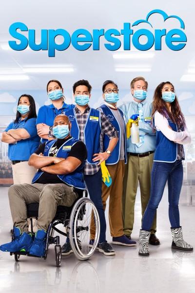 Caratula, cartel, poster o portada de Superstore