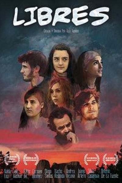Caratula, cartel, poster o portada de Libres