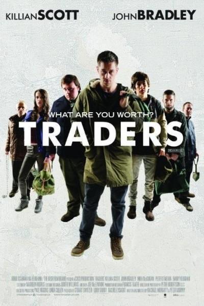 Caratula, cartel, poster o portada de Traders