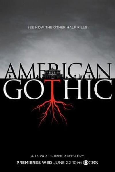 Caratula, cartel, poster o portada de American Gothic
