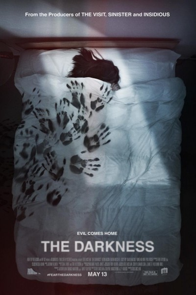 Caratula, cartel, poster o portada de The Darkness