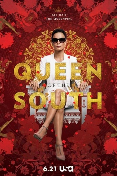 Caratula, cartel, poster o portada de Queen of the South (Reina del sur)