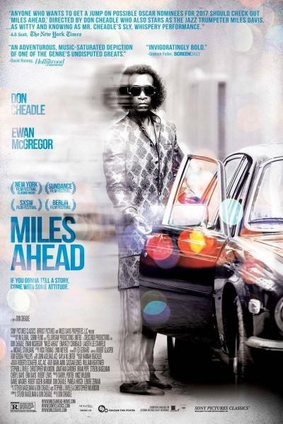 Caratula, cartel, poster o portada de Miles Ahead