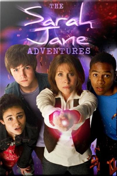 Caratula, cartel, poster o portada de The Sarah Jane Adventures