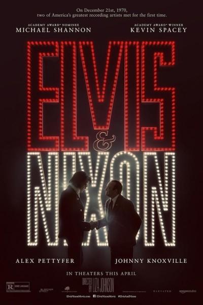 Caratula, cartel, poster o portada de Elvis & Nixon