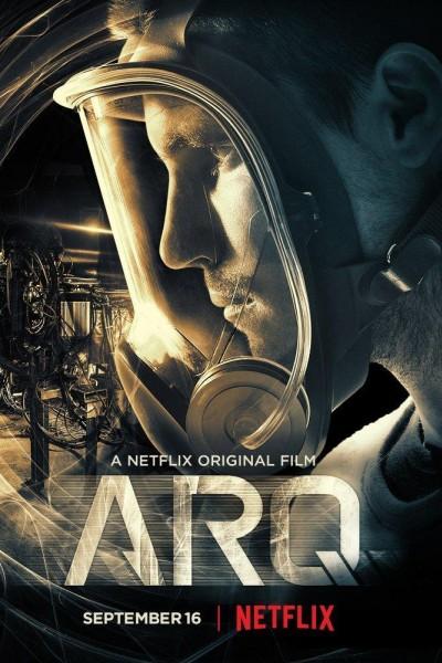 Caratula, cartel, poster o portada de ARQ