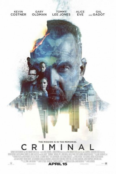 Caratula, cartel, poster o portada de Criminal